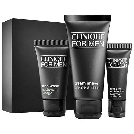 CLINIQUE Clinique For Men Anti-Aging Starter Kit