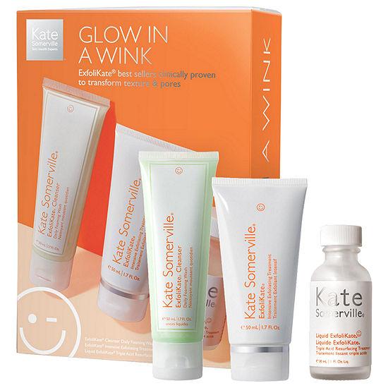 Kate Somerville Glow In A Wink ExfoliKate® Bestsellers Set
