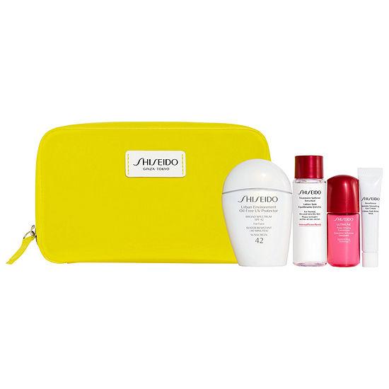 Shiseido Urban Environment Daily Protection SPF Set