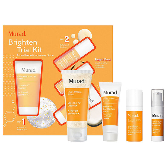 Murad Brighten Trial Kit for Radiance & More Even Tone