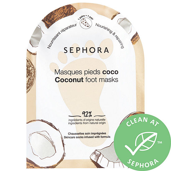 SEPHORA COLLECTION Clean Foot Mask