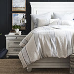 Linden Street Stillwater 3-pc. Stripes Comforter Set