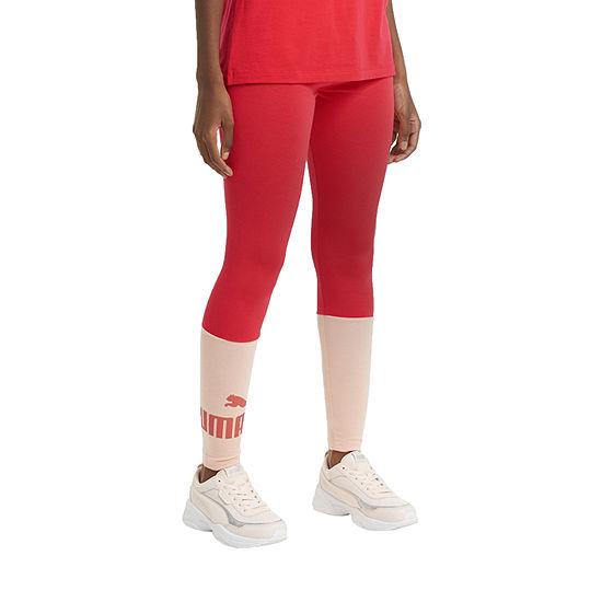 Puma Essentials+ Womens Mid Rise 7/8 Ankle Leggings
