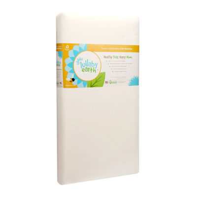 Lullaby Earth™ Eco Plus Super Lightweight Crib Mattress