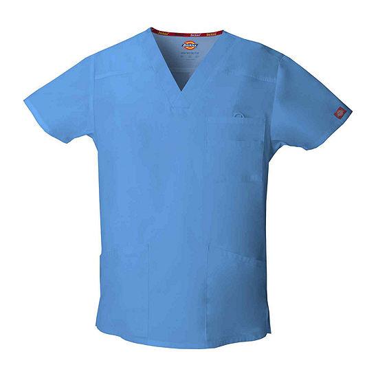 Dickies® 81906 EDS Signature Mens V-Neck Scrub Top