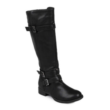 Journee Collection Bite Womens Tall Boots