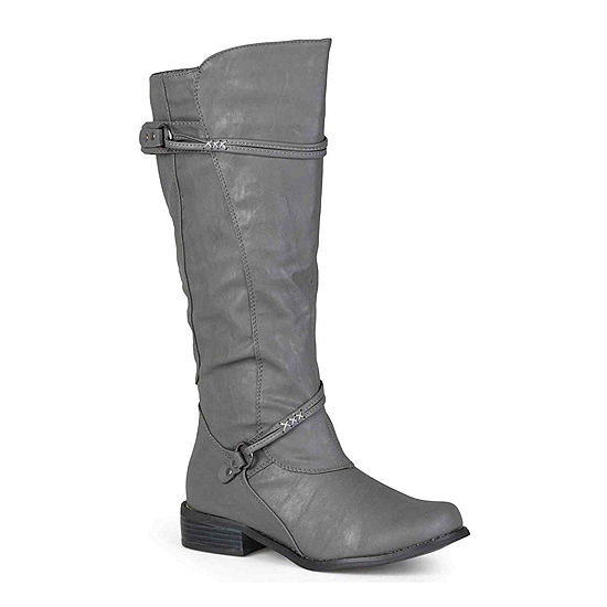 0c9de5d17f082 Journee Collection Harley Womens Riding Boots JCPenney