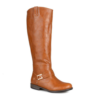 Journee Collection Womens Kai Riding Boots