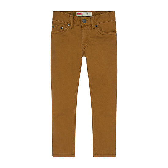 Levi's® ™ Sueded Pant Toddler Boys