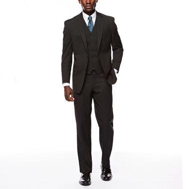 jcpenney.com   IZOD® Striped Black Stripe Suit Separates