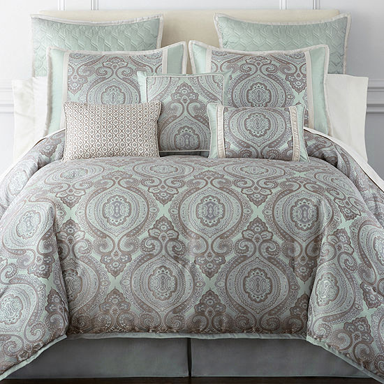 Home Expressions Maestro 7 Pc Comforter Set
