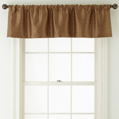 Home Expressions™ Savoy Jacquard Valance