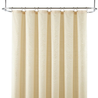 Liz Claiborne® Passage Jacquard Shower Curtain