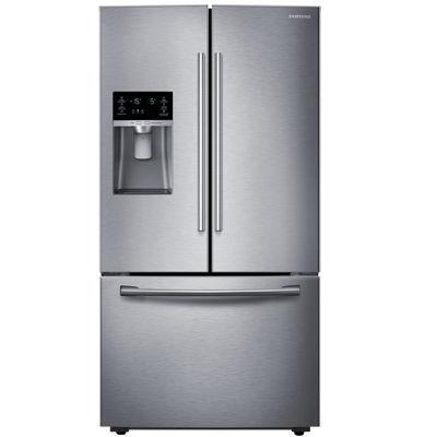 3 Door French Door Refrigerator