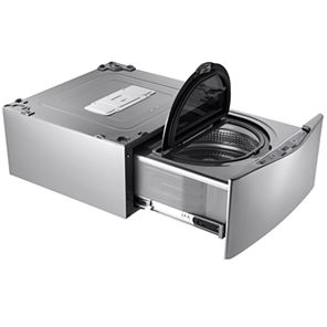 "LG 1.0 cu. ft. 29"" SideKick™ Pedestal Washer, LG TWINWash™ Compatible"