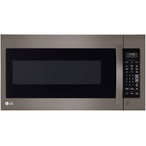 LG 2.0 cu. ft. Over-the-Range Microwave Oven with EasyClean® and Sensor Cook