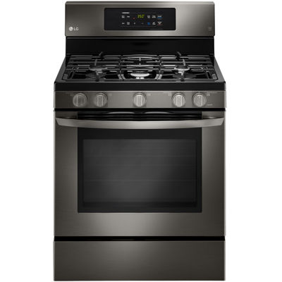 LG 5.4 cu. ft. Freestanding Gas Range with EasyClean®