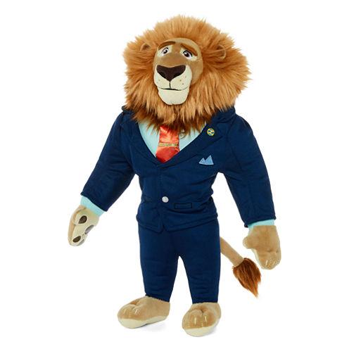 Disney Collection Zootopia Lionheart Medium Plush