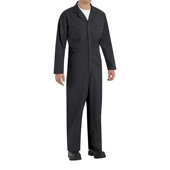 Red Kap Ct10 Twill Action Back Coverall Big Tall