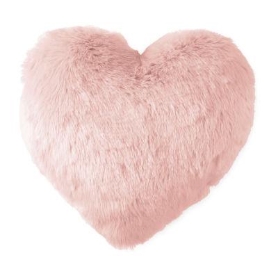 Peyton & Parker Heart Throw Pillow