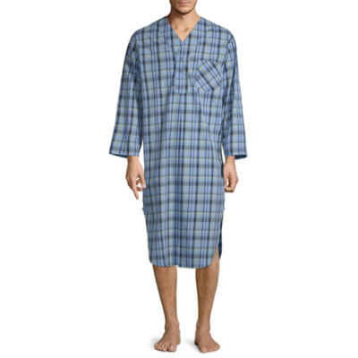 Stafford Broadcloth Nightshirt -  Big