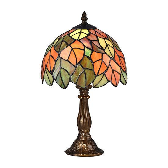 Dale Tiffany Chrysanth Desk Lamp