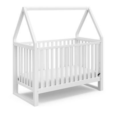 Storkcraft Orchard 5-In-1 Baby Crib - White