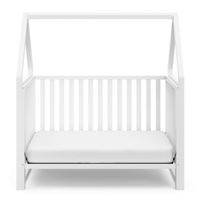 Storkcraft Orchard 5-In-1 Baby Crib - White
