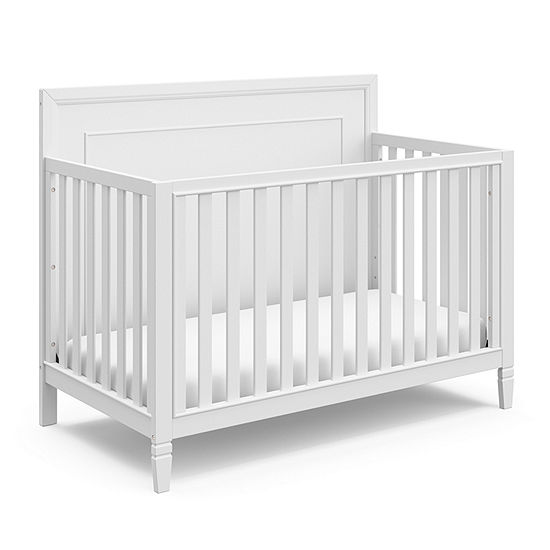 Storkcraft Nightingale 4 In 1 Baby Crib