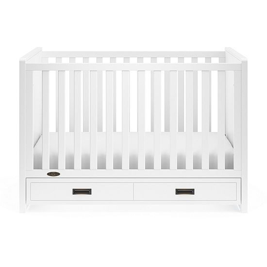 Graco Cottage 3 In 1 Baby Crib