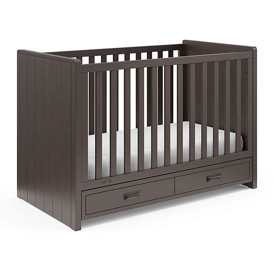 Graco Cottage 3-In-1 Baby Crib