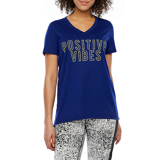 Xersion Graphic Tees-Womens