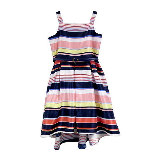 Lilt Sleeveless Skater Dress Girls