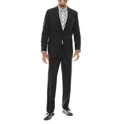 Claiborne® Solid Black Suit Jacket