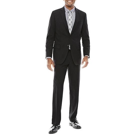 Claiborne® Solid Black Suit Jacket