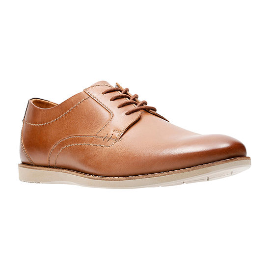 Clarks Mens Raharto Oxford Shoes Lace-up