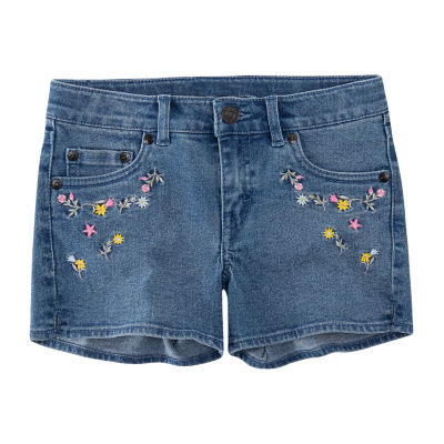 Levi's Girls Shortie Short - Toddler