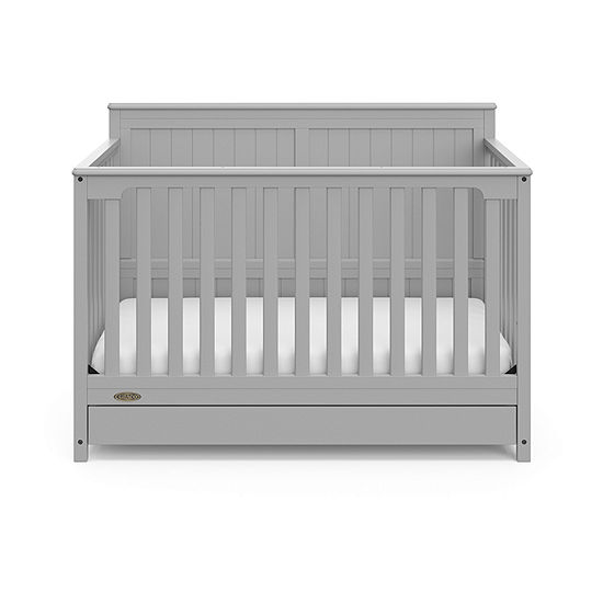 Graco Hadley 4-In-1 Crib Drawer Baby Crib