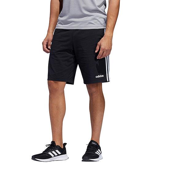 adidas Mens Elastic Waist Pull-On Short