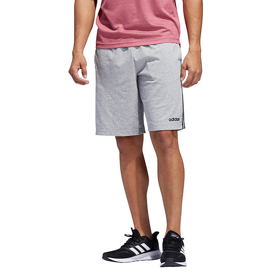 adidas Mens Elastic Waist Pull-On Short