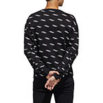 adidas Mens Crew Neck Long Sleeve Sweatshirt