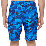 "Nike Camo 9"" Volley Shorts"