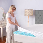 "Sensorpedic 3"" Gel Swirl Memory Foam Mattress Topper"