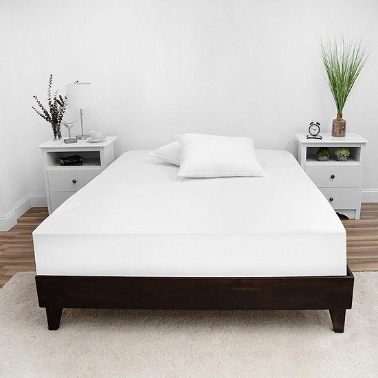 Sensorpedic Complete Hypoallergenic Waterproof Mattress Encasement With Bed Bug Protection