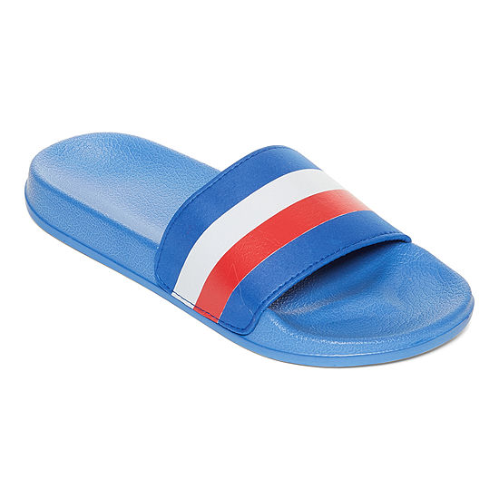 Arizona Little & Big Boys Slide Sandals