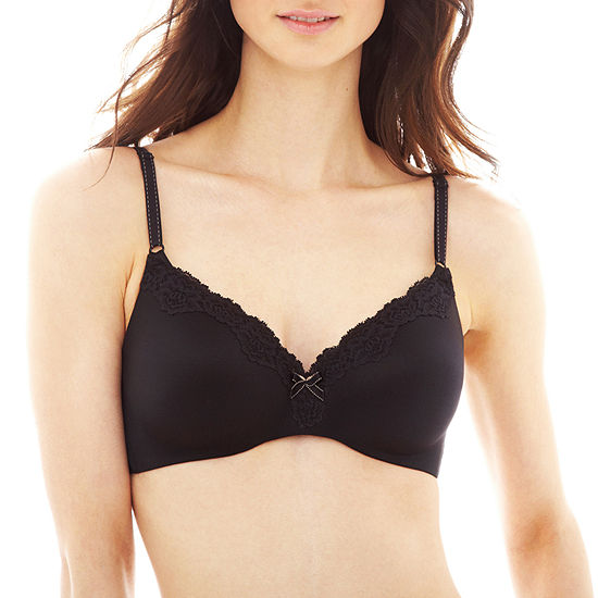 Maidenform Comfort Devotion Wireless Comfort Demi Bra 09456