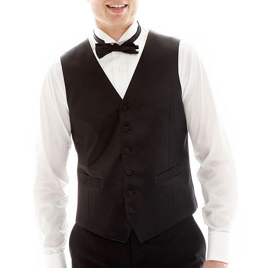 JF J. Ferrar®  Slim Fit Tuxedo Vest