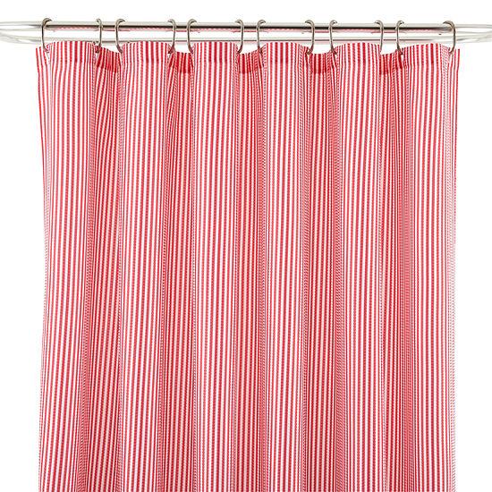 JCPenney HomeTM Seersucker Shower Curtain