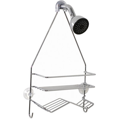 Zenna Home™ Stainless Steel Shower Caddy