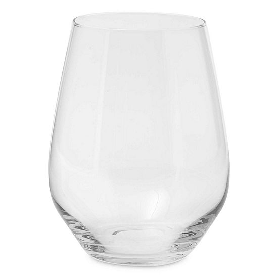 JCPenney Home™ Set of 4 Stemless Red Wine Glasses